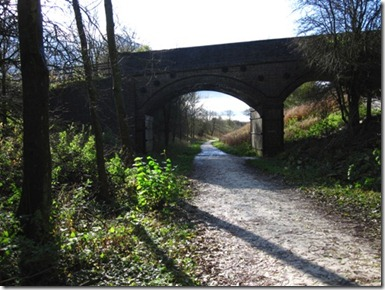 Bridge on the Tissington Trail
