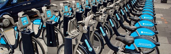 Cycle hire scheme
