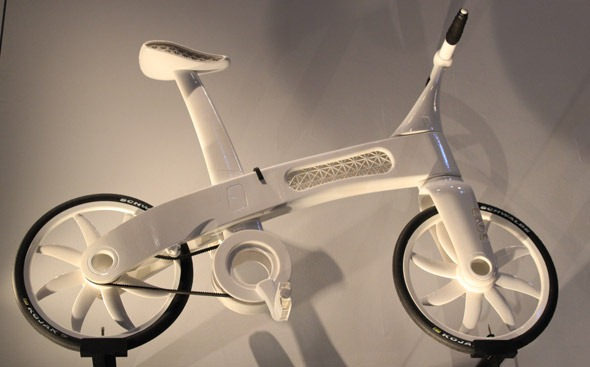 Nylon bicycle